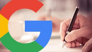 Subindo no Google